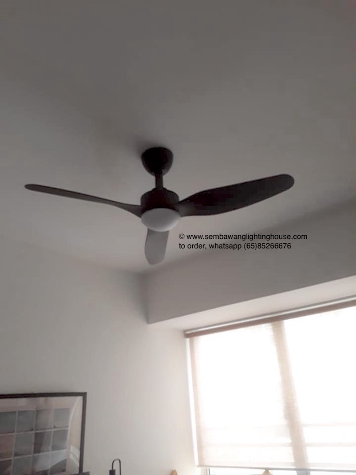 Efenz 603 60 Quot Dc Ceiling Fan Led