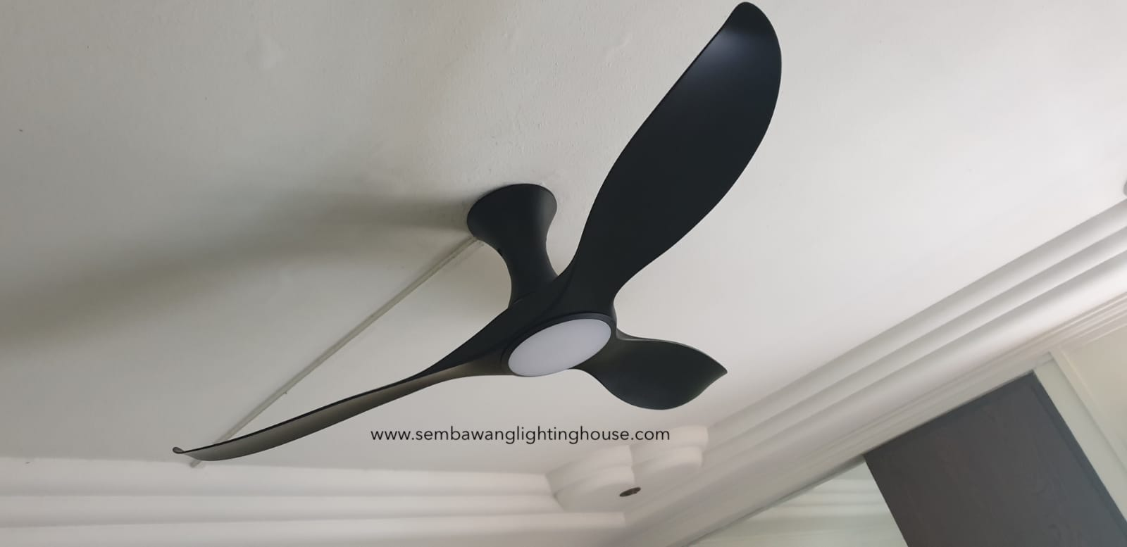 efenz-hugger-ceiling-fan-with-light-black-sembawang-lighting-house-02.jpg