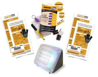 Immobilise Essential Home Security Bundle Pack