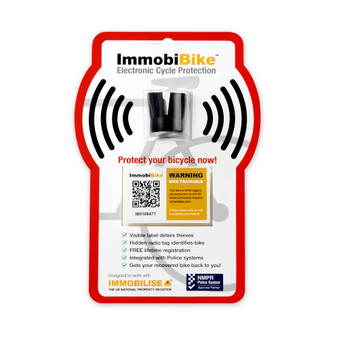 ImmobiBike - front of packaging