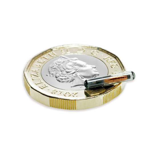 Can be used for any type of item including antiques, cycles, musical instruments, boats, caravans and any other type of property able to contain the chip.