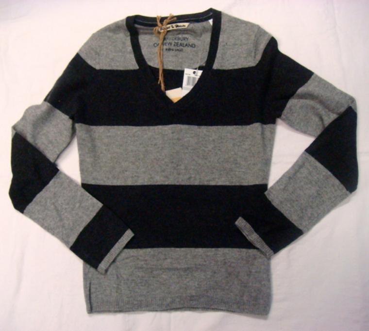 CCC Women's Wool Sweater