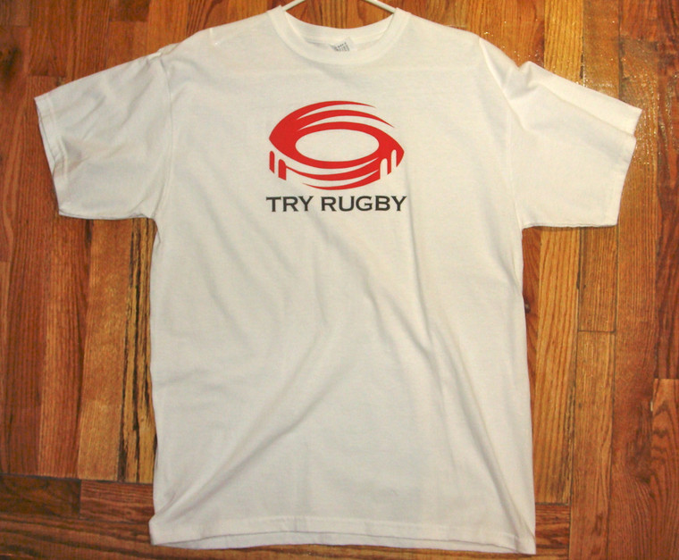 Anvil - Try Rugby - Cotton Shirt - Size Large