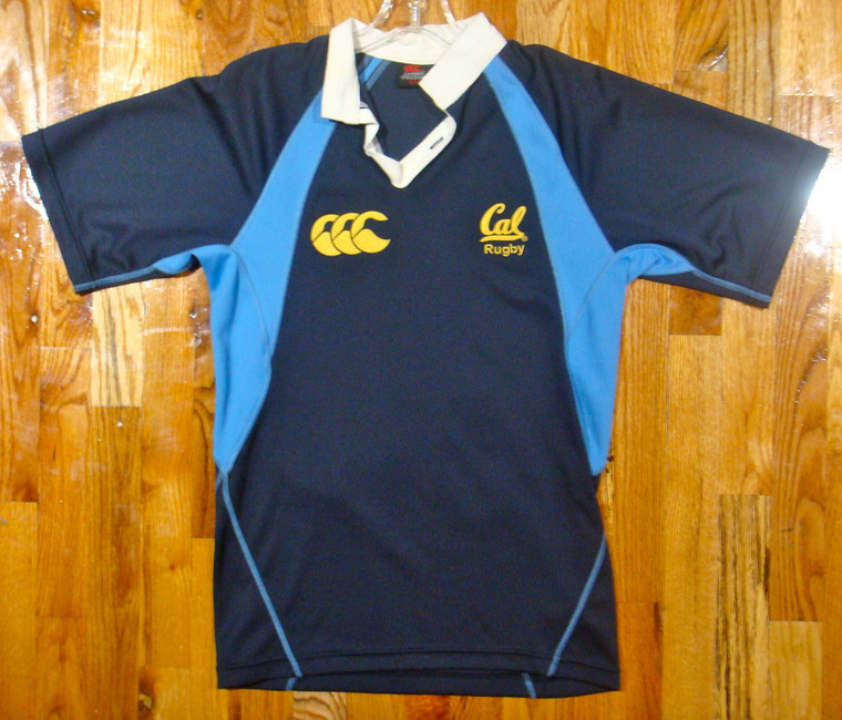 Canterbury - Cal Rugby - Rugby Jersey - MEDIUM
