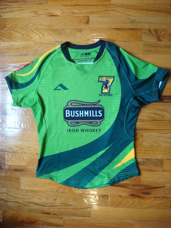 AthletiCorp - Huntington Beach 7's Rugby Jersey - L