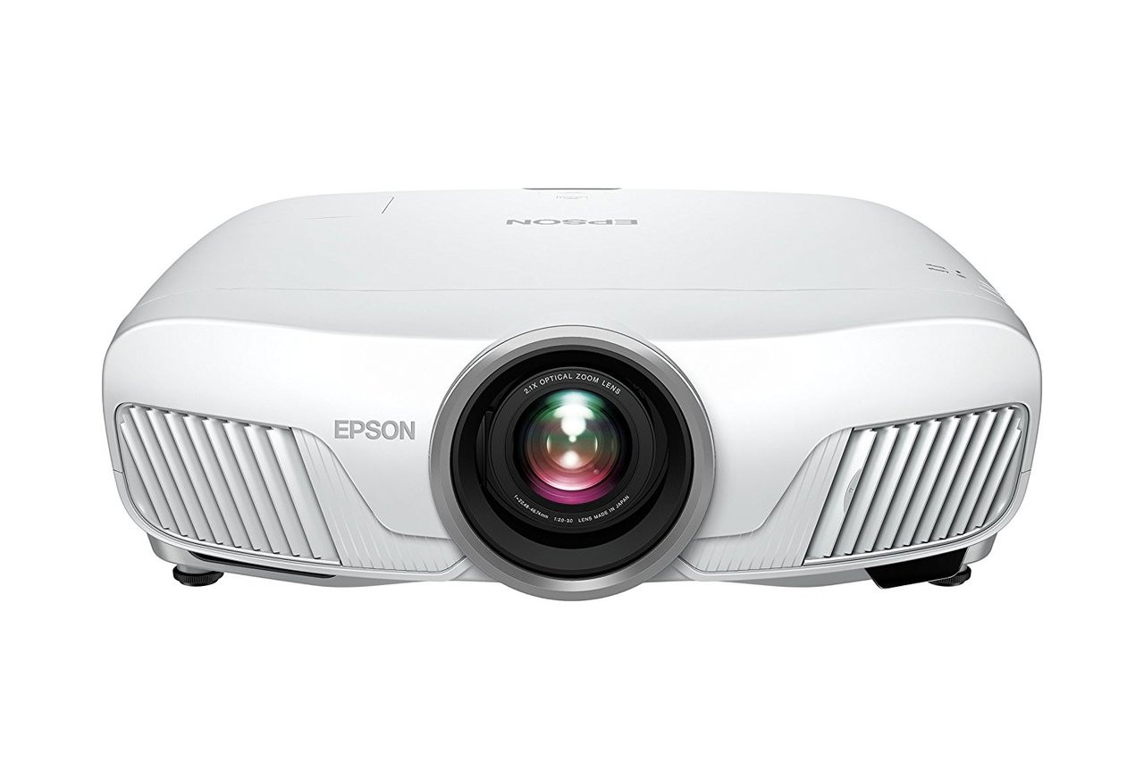 Epson Home Cinema 4000 3LCD Projector with 4K Enhancement and HDR