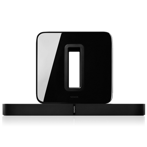 Sonos 3.1 Home Theater Package with PLAYBASE