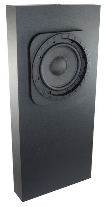 Reference Kevlar 122 powered In-Wall Sub kit with amp, 2 subs and enclosures