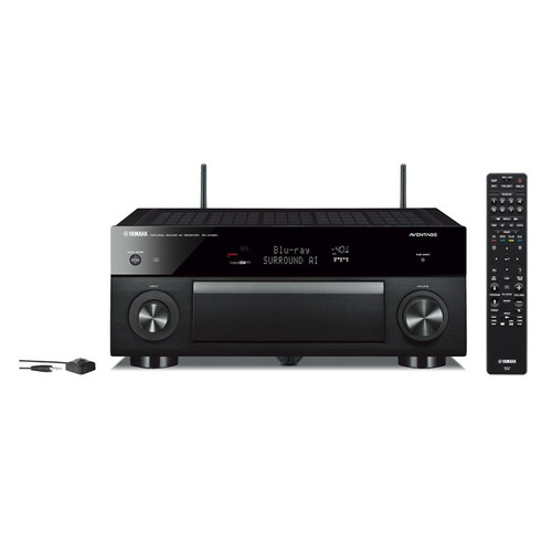 Yamaha RX-A880 AVENTAGE 7.2-Channel AV Receiver with MusicCast