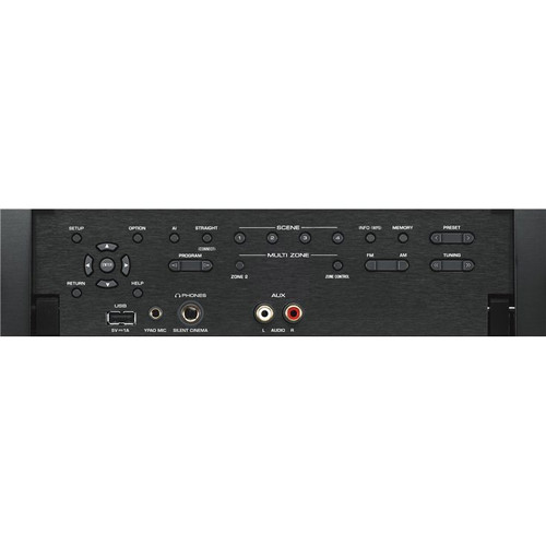 Yamaha RX-A880 AVENTAGE 7 2-Channel AV Receiver with MusicCast