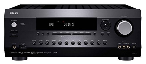 DRX 3.2 receiver