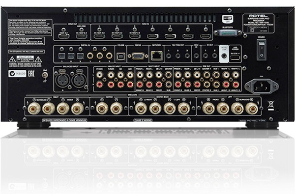 Rotel RAP-1580 Integrated Amplifier