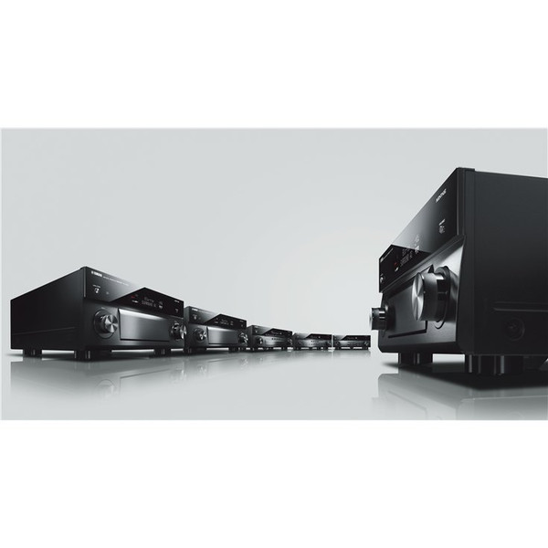 Yamaha RX-A1080 AVENTAGE 7.2-Channel AV Receiver with MusicCast