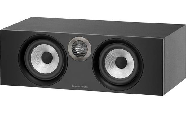 Bowers and Wilkins Black HTM61 3-Way Center Channel