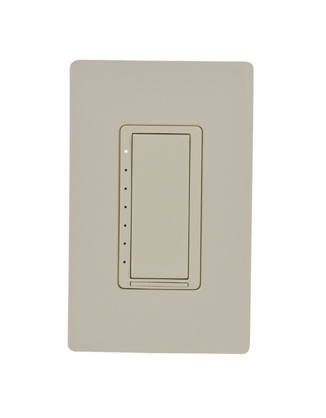 The CLW-DIMEX-P is a Cameo® in-wall dimmer which features field-replaceable, engravable buttons. Along with the entire line of Cameo products, it can be configured with various button layouts and designer colors, making the CLW-DIMEX-P more versatile and affordable than previous generations of in-wall dimmers.