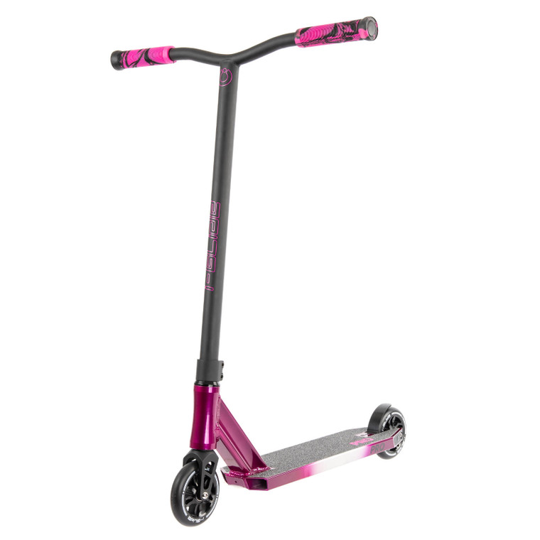 i-Glide PRO Freestyle Trick Scooter   Pink/Chrome