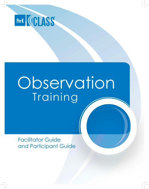 Pre-K CLASS® Observation Trainer Version 4 Upgrade