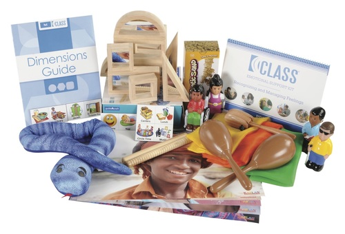 CLASS Emotional Support Kit: Recognizing and Managing Feelings (Pre-K)