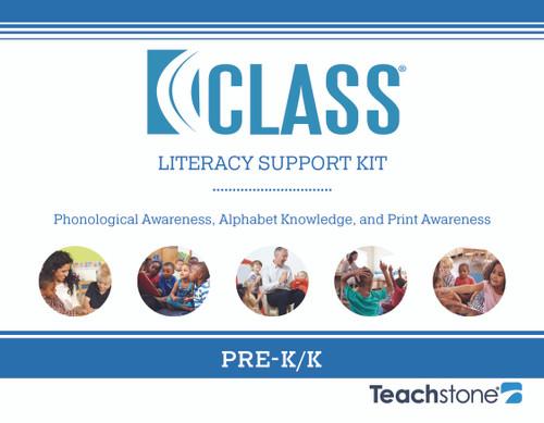 CLASS® Literacy Support Kit (Pre-K/K) ($39.95-$349.95)