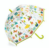 Transparent Froglets Children's Umbrella