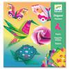 Tropics Origami Paper