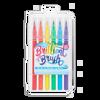 Brilliant Brush Markers - Set of 12