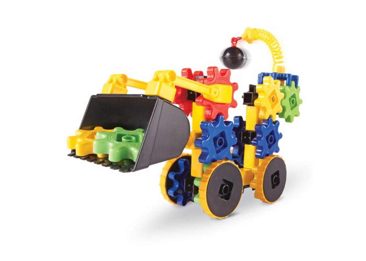 Wrecker Gears