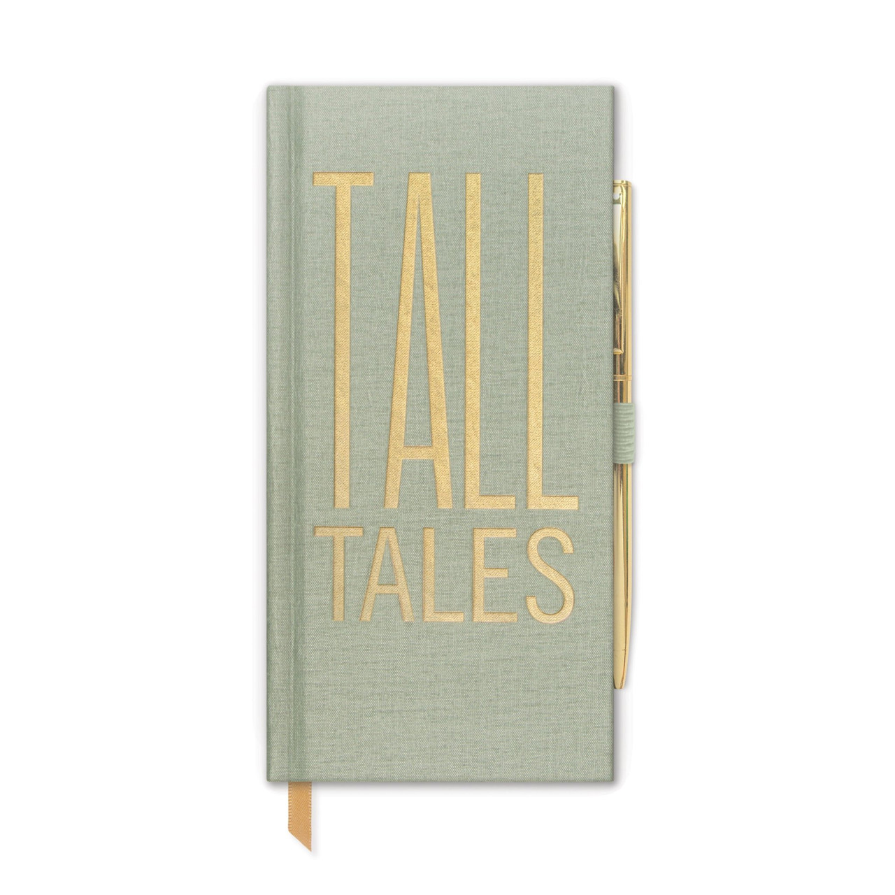 """SKINNY JOURNALS WITH PEN 