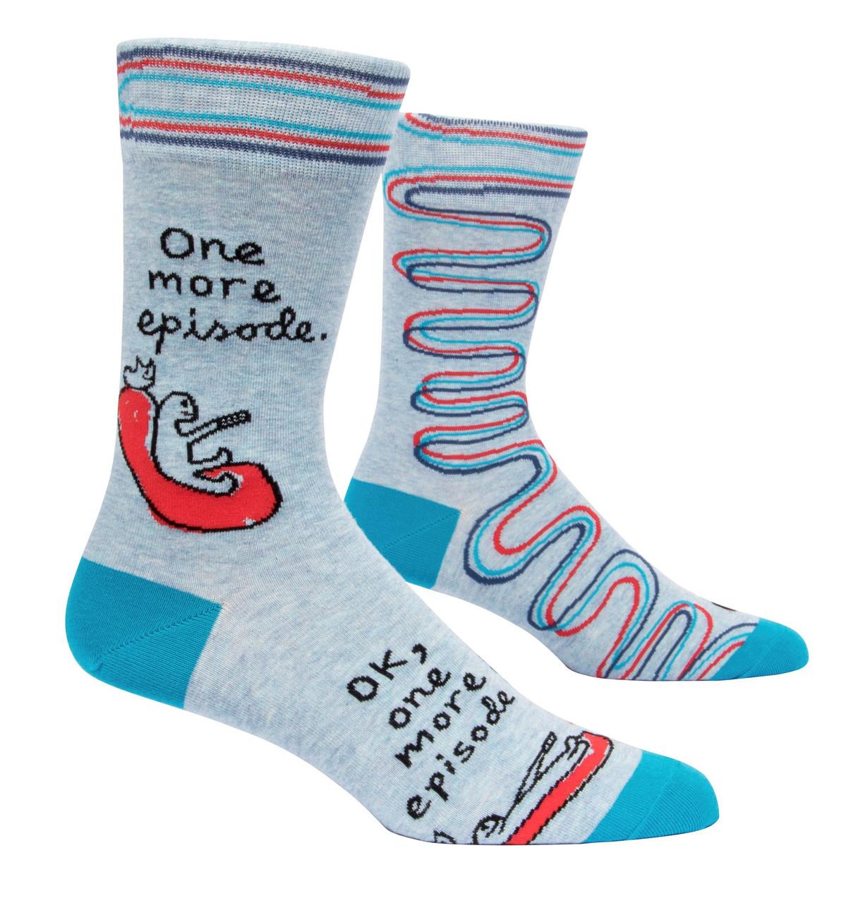 ONE MORE EPISODE - Men's Socks