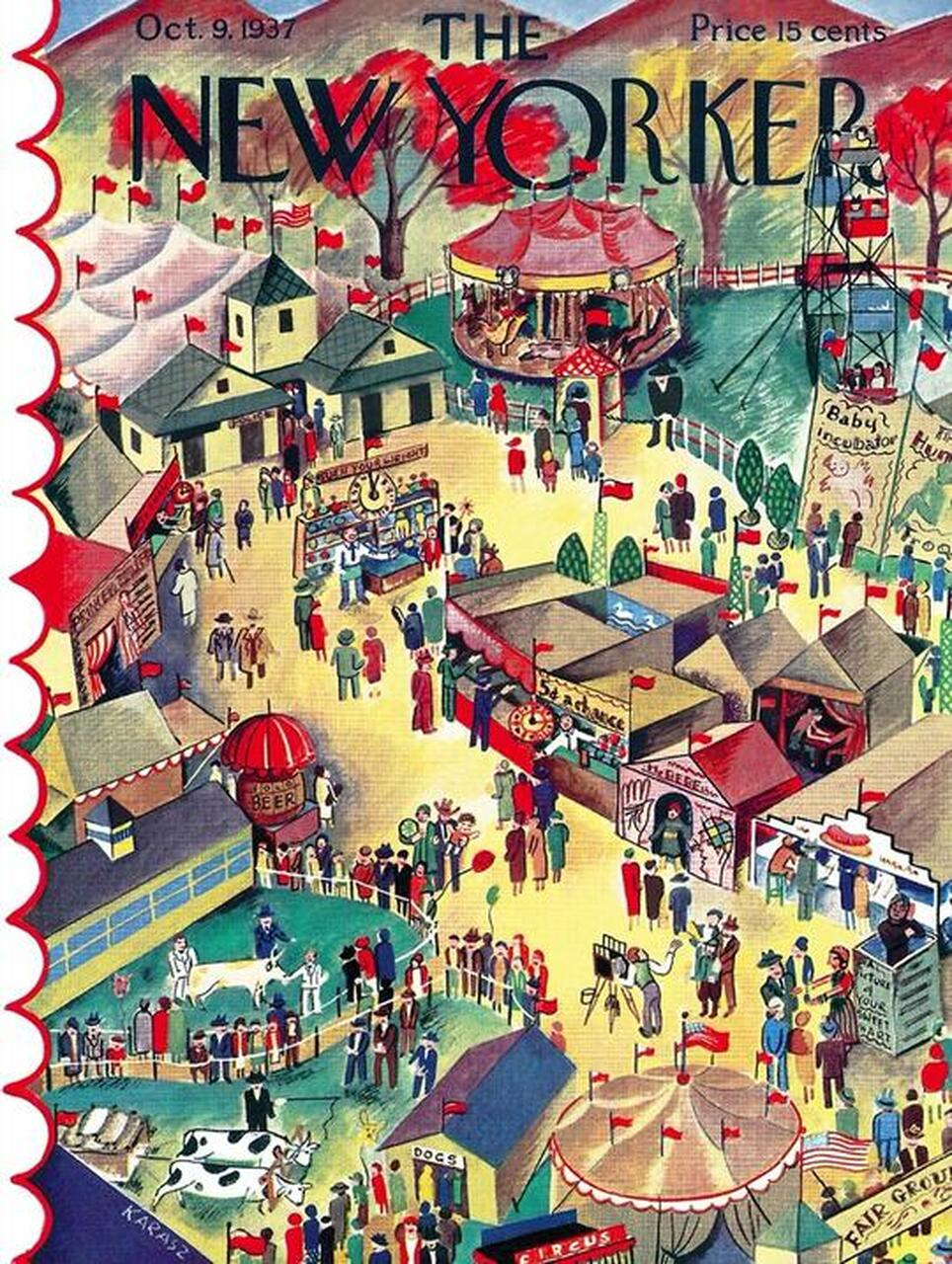 State Fair - 1000 pieces