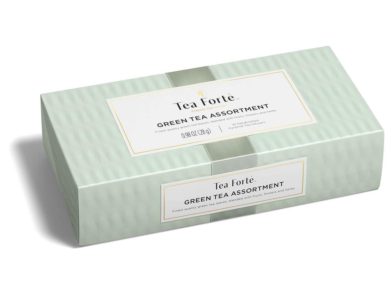 Green Tea Assortment Petite Presentation Box