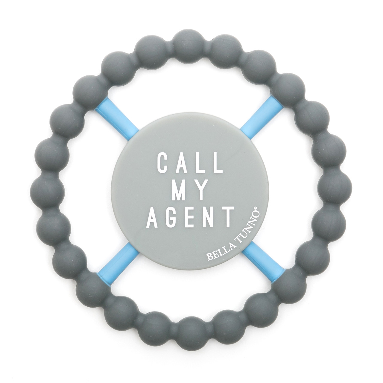 Happy Teether - CALL MY AGENT