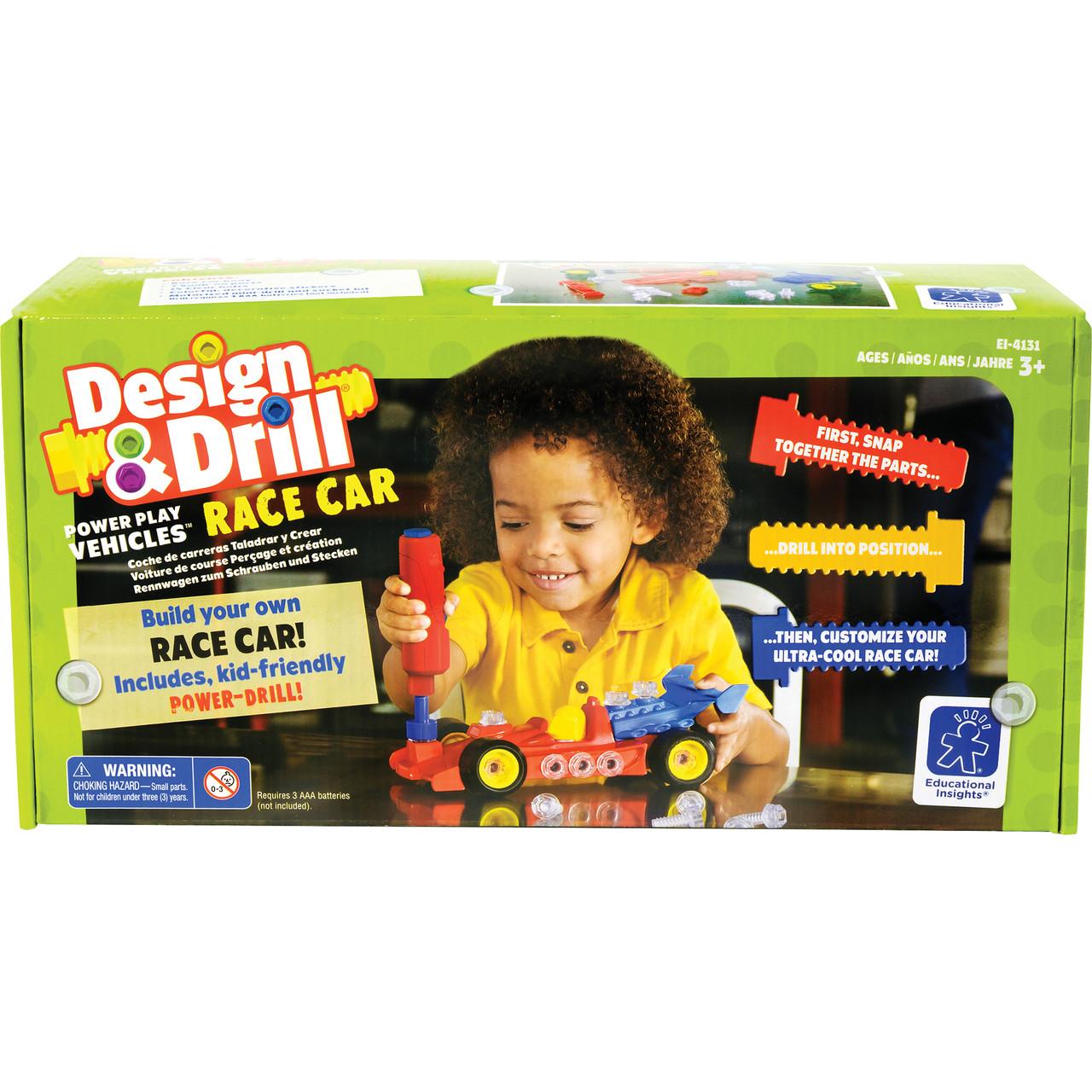Design & Drill/Race Car