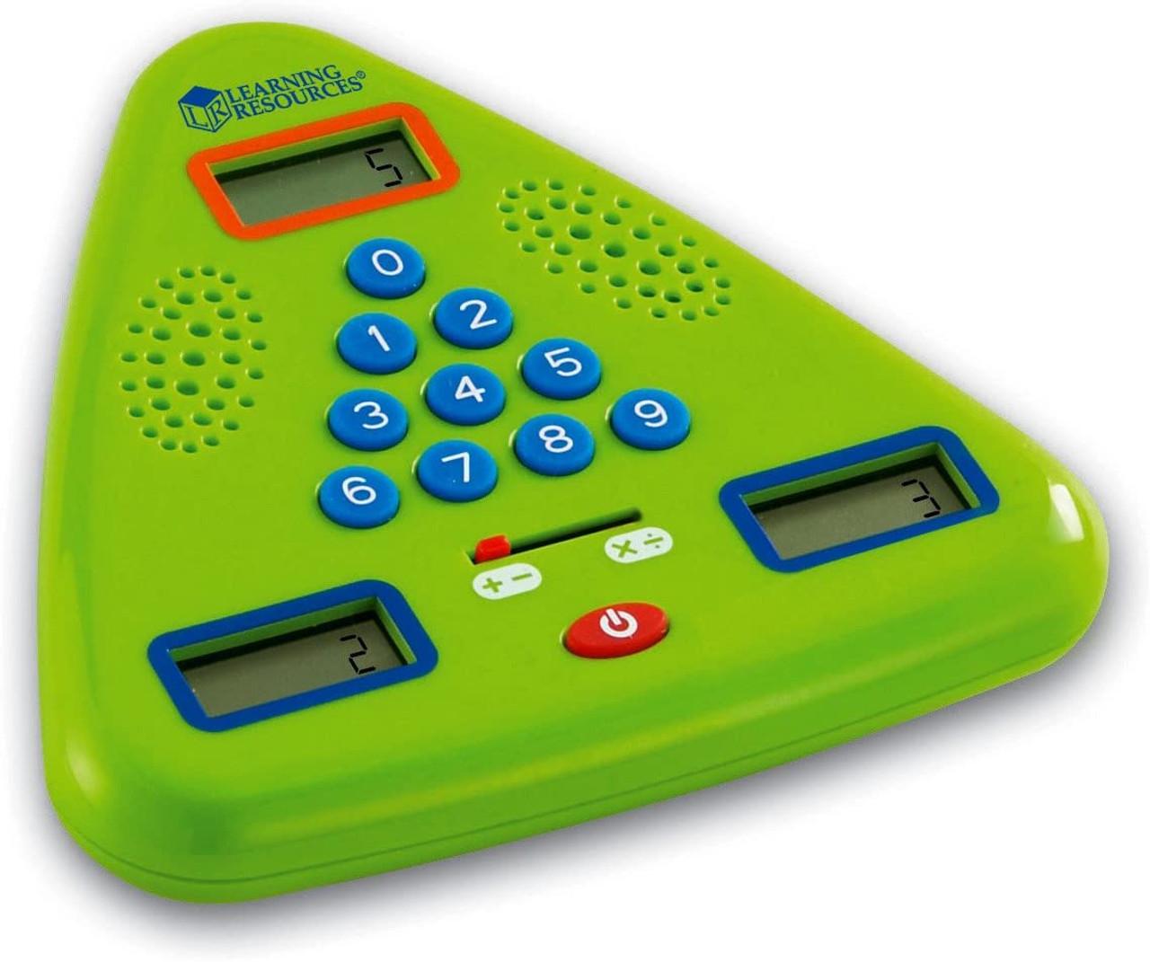 Minute Math Electronic Flash Card