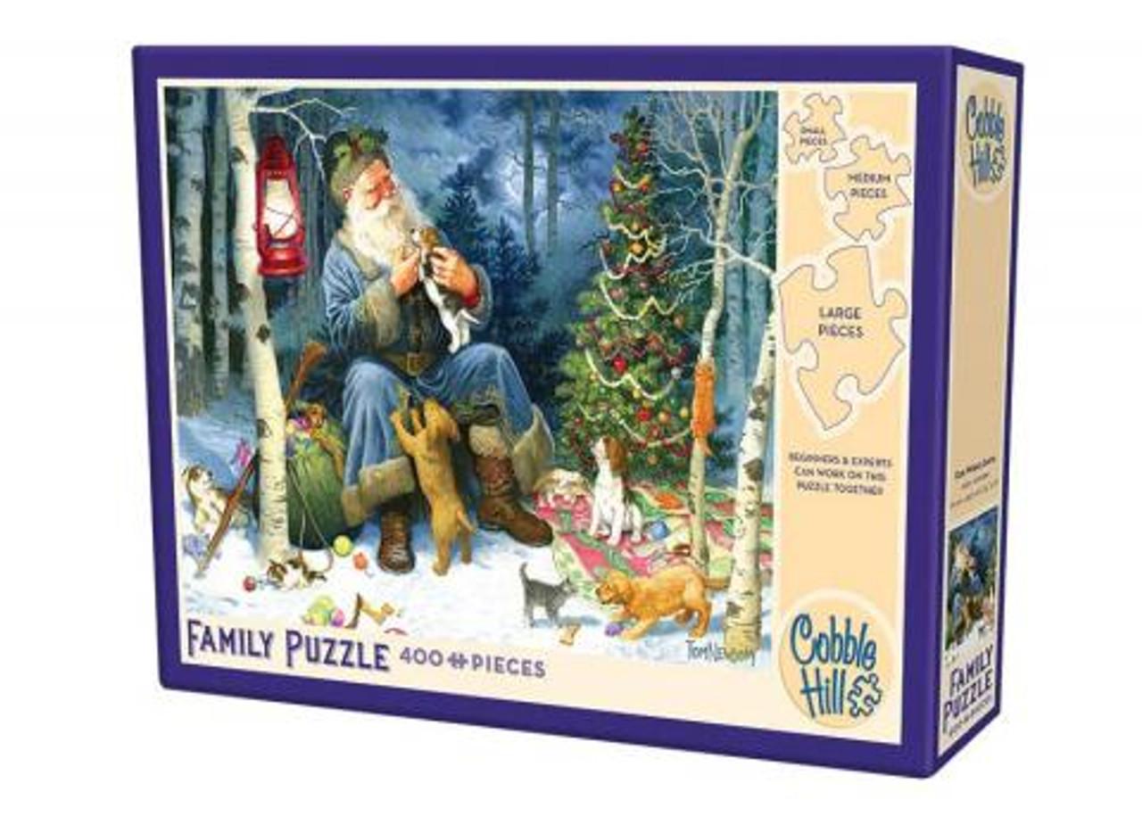 Old World Santa - 500 pieces