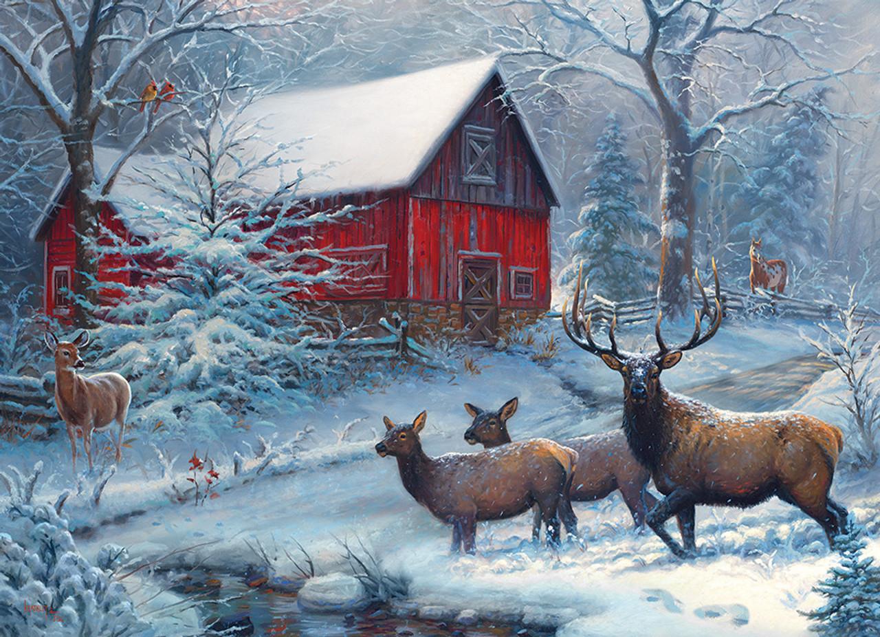 Winter Magic - 1000 pieces