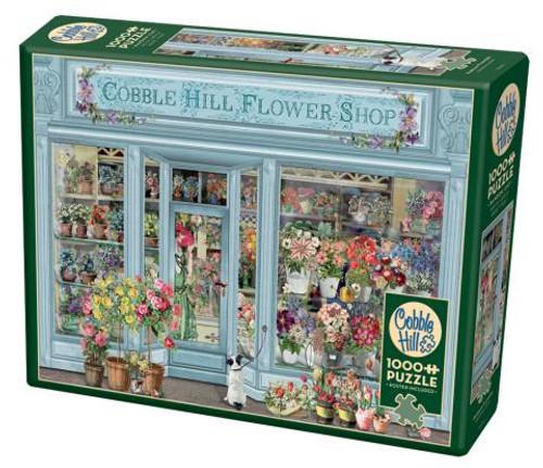 Parisian Flower - 1000 pieces
