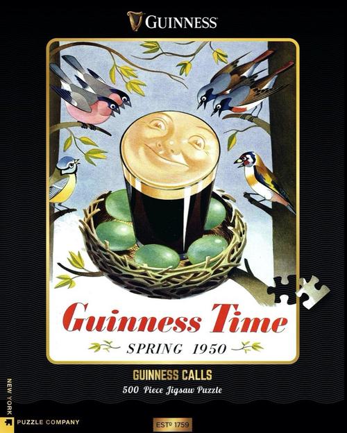 Guinness Calls  - 500 Pieces