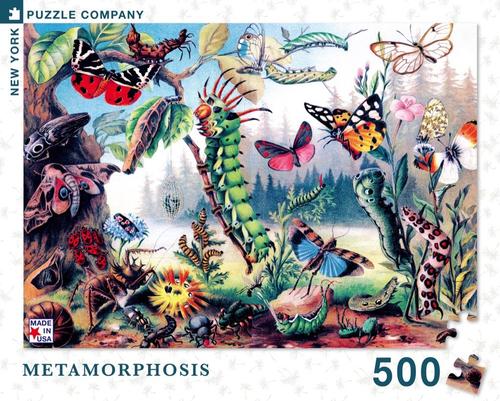Metamorphosis - 500 Pieces