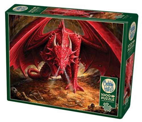 Dragon's Lair - 1000 pieces