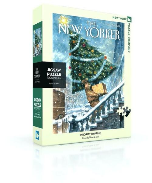 Priority Delivery - 1000 pieces - New Yorker