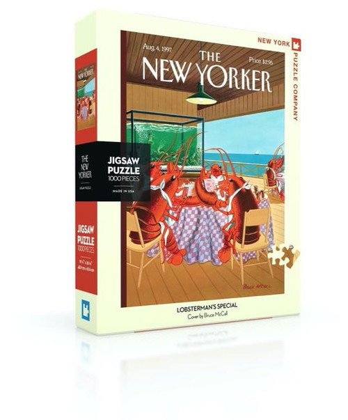 Lobsterman's Special - 1000 pieces - New Yorker