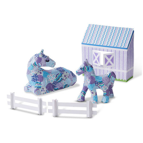 Decoupage Made Easy - Horse and Pony