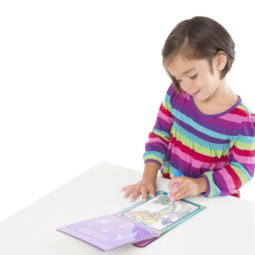 Water Wow! Fairy Tale -  Water-Reveal Pad - On the Go Travel Activity
