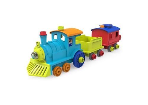 Design and Drill Train