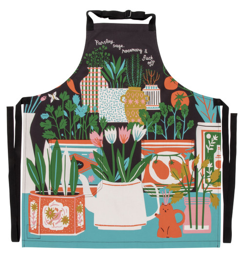 Parsley, Sage, Fuck Off Apron