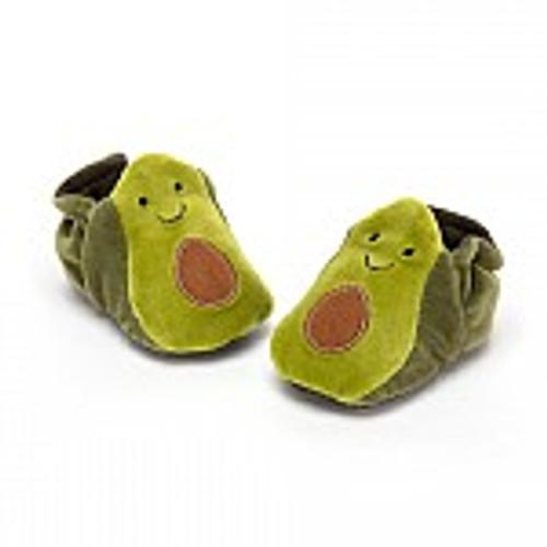 Avocado Booties - Amuseables