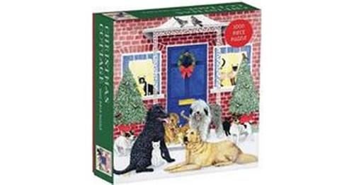 Christmas Cottage - 1000 pieces