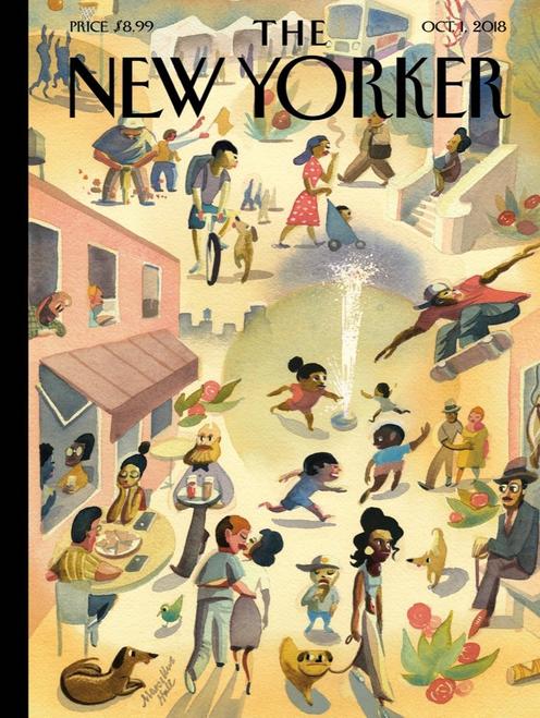 LOWER EAST SIDE - 1000 Pcs - New Yorker