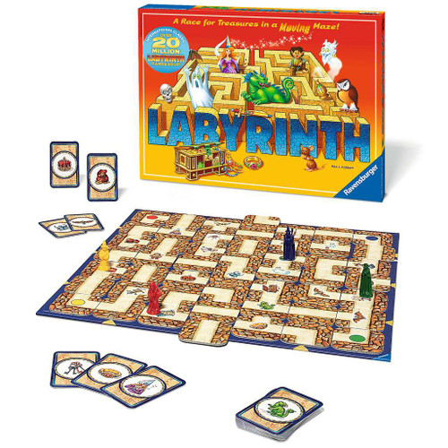 Amazing Labyrinth Game